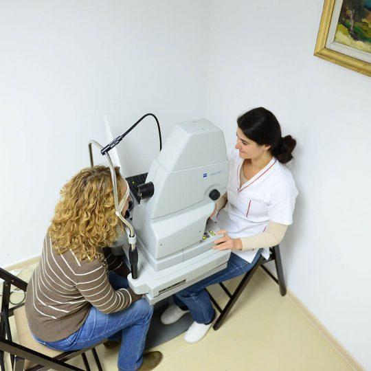 control oftalmologic 3