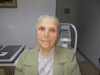 Aurica Astanei - operatie de cataracta neamt