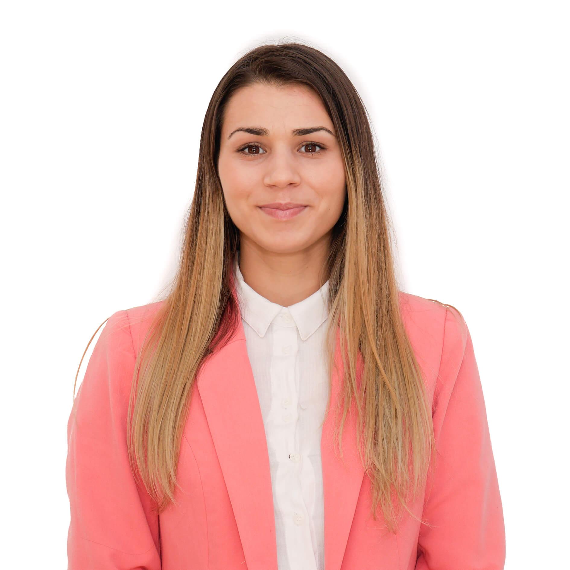Madalina Mancas consultant lentile contact